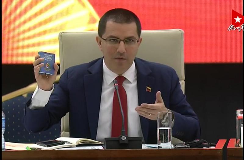 Comienza XVIII Consejo Político del Alba-TCP
