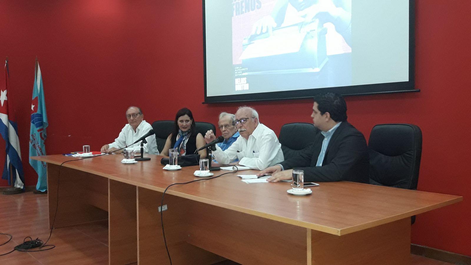 Sociedad Civil cubana rechaza la Ley Helms-Burton