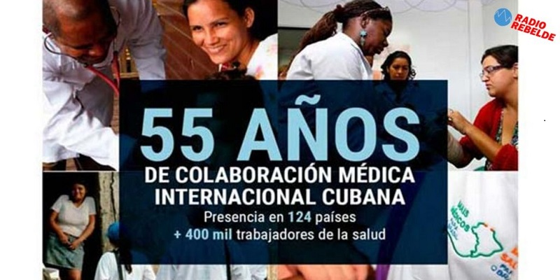 Cuba responds to OAS attack on medical collaboration