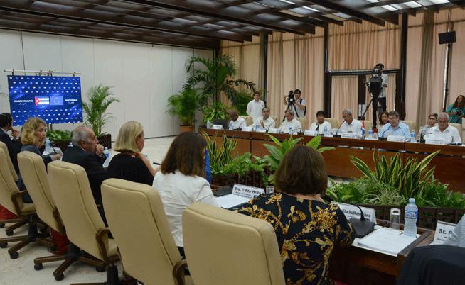Cuba-UE: construir espacios respetando las diferencias