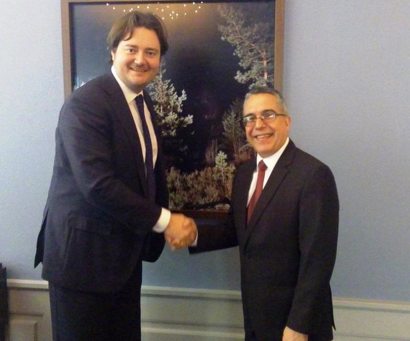 Fortalecen vínculos bilaterales Cuba y Noruega