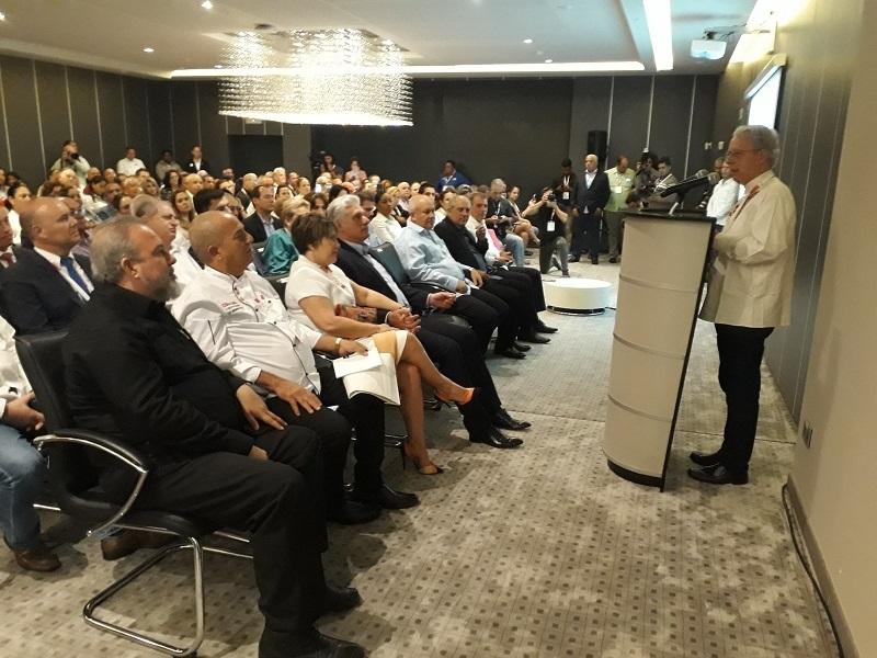 En Audio: Asistió Díaz-Canel a la inauguración del II Taller Culinario Cuba Sabe 2020