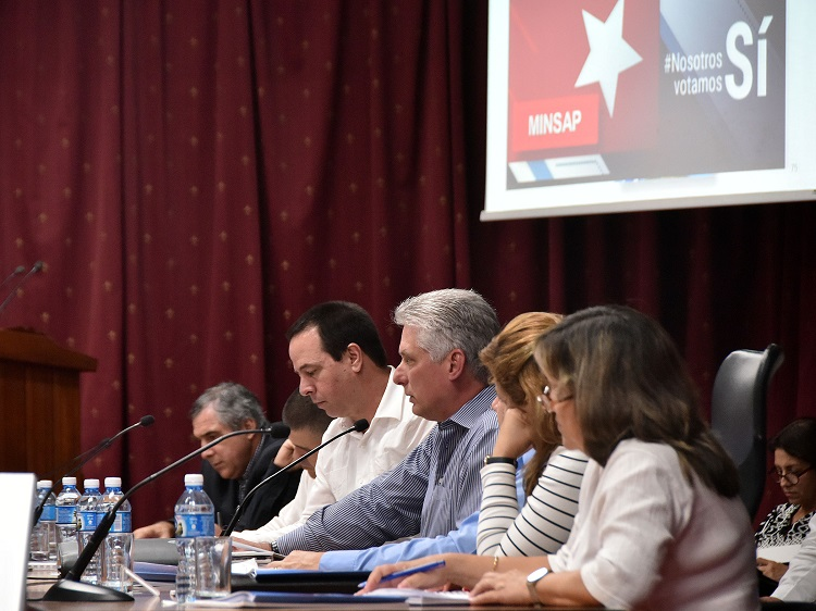 Cuba: Ministry of Public Health reviews performance in 2018