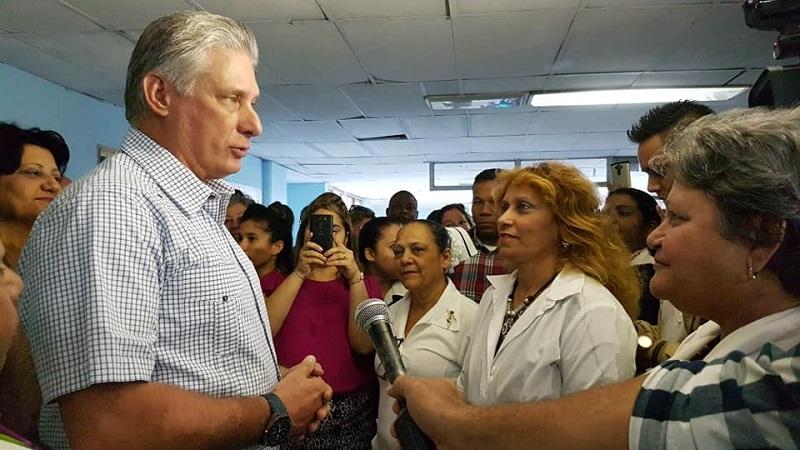 En Cuba se construye en colectivo el futuro de la nación
