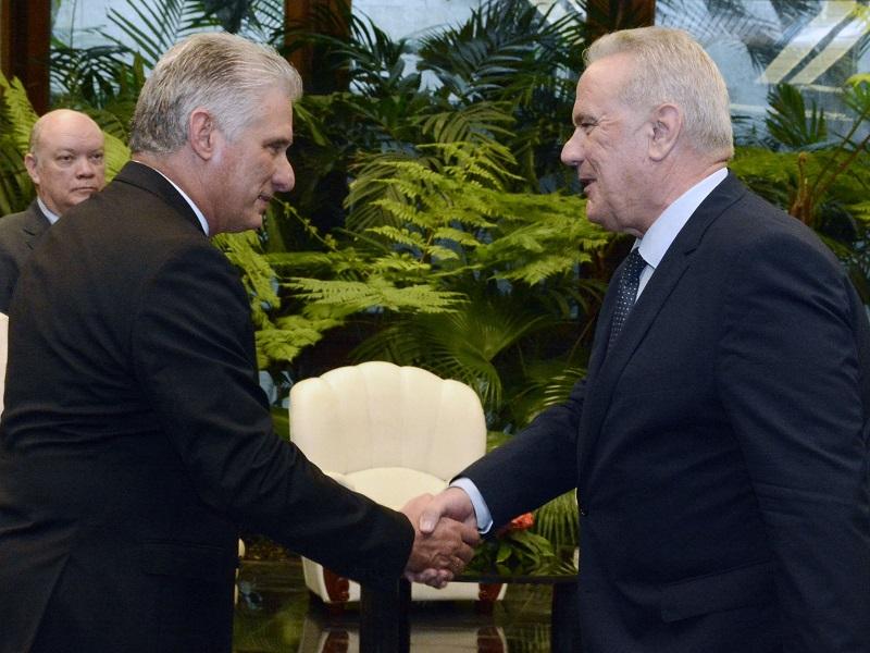 Unión Europea se afinca en Cuba dispuesta a encarar a EE.UU