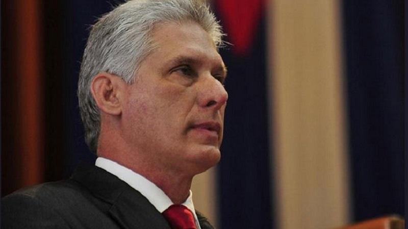 Publica Presidente cubano artículo científico sobre el nuevo coronavirus
