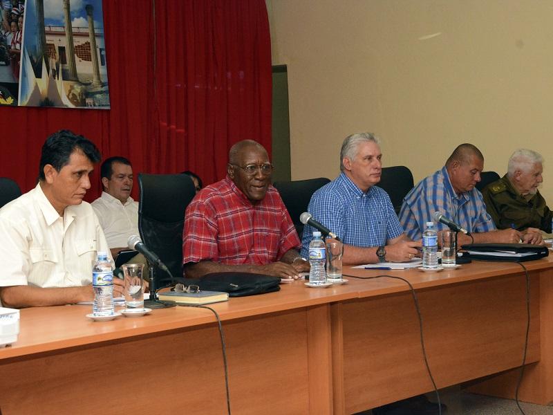 Destacan resultados de las medidas de ahorro energético en Las Tunas