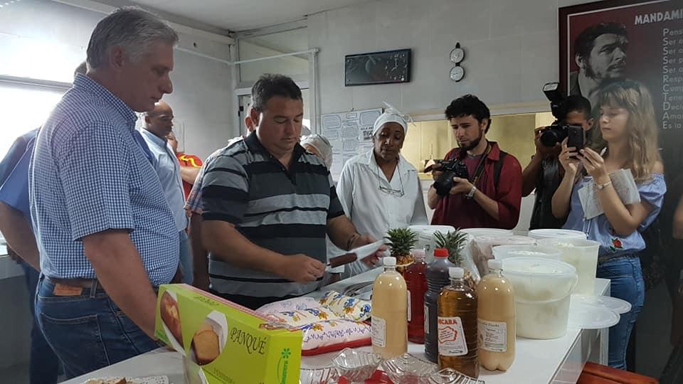 Visita gubernamental a Pinar del Río comienza a dar frutos