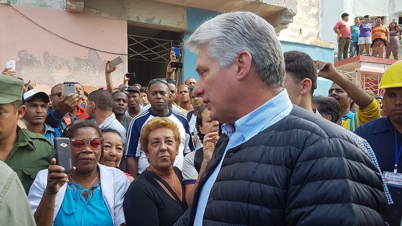 Council of Ministers continues checking Havana recovery
