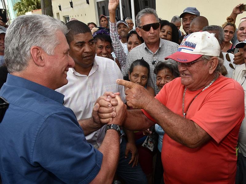 En Villa Clara, un villaclareño que trabaja para toda Cuba