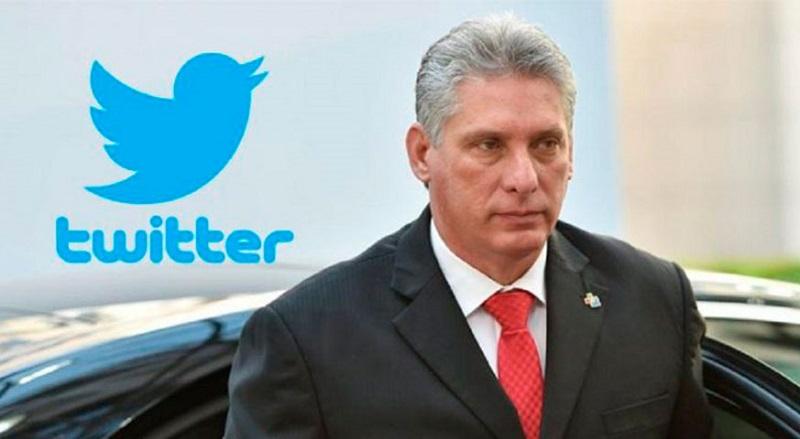 President Diaz-Canel denounces new US measures against Cuba