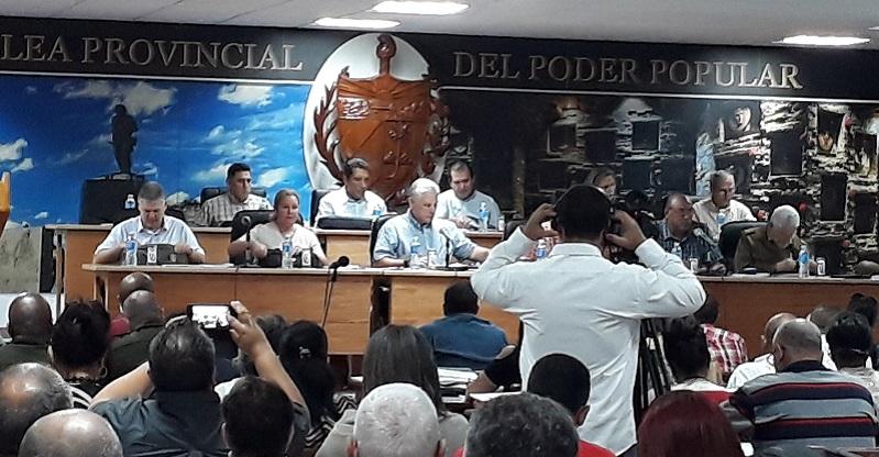Díaz-Canel: La mayoría del pueblo se ha entregado a pensar como país