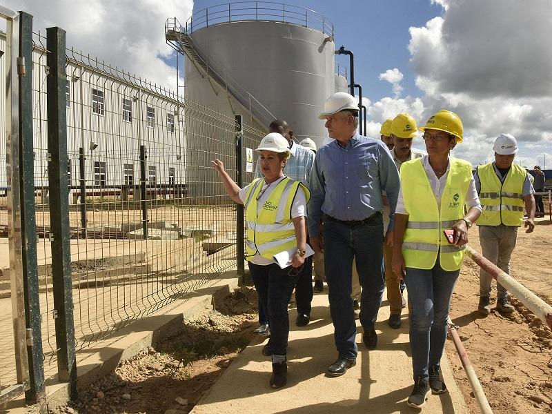 Díaz-Canel: Sustituir importaciones y potenciar los encadenamientos productivos es pensar como país