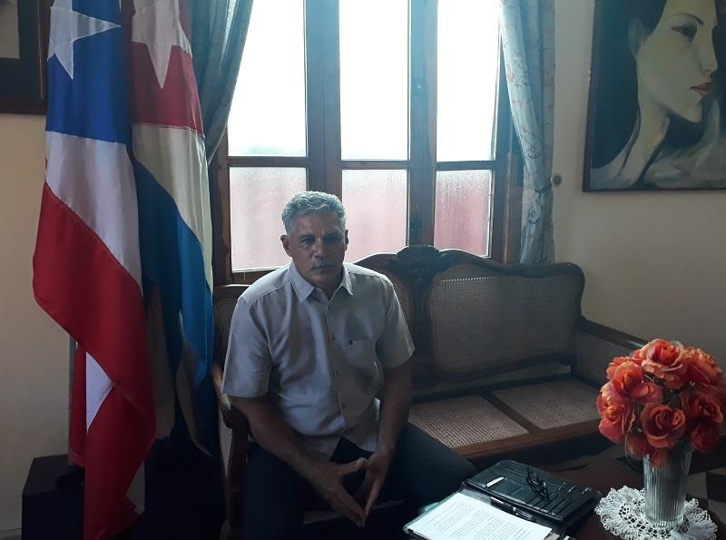 Destacan en la Habana solidaridad de Cuba con Puerto Rico