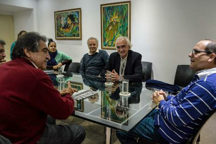 Argentinean Trade Union Strengthens Relations with Cuba