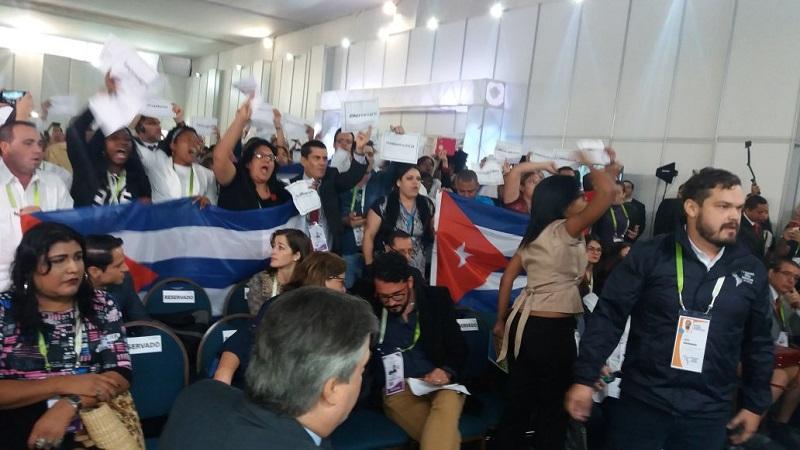 La Batalla de Lima: nuevo abril de Victoria