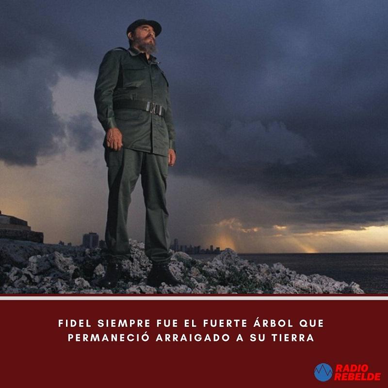 Fidel absuelto por la historia grande de la Patria