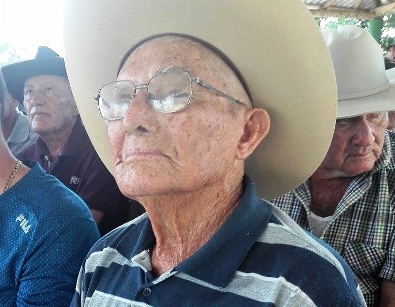 El cooperativista campesino más longevo de Cuba