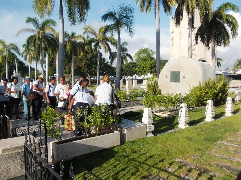 Homenaje a Fidel en Santiago de Cuba