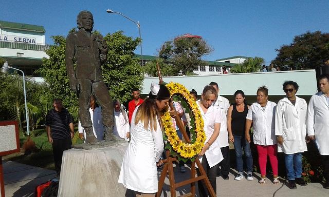 El ejemplo del Che, paradigma de la presente y futuras generaciones
