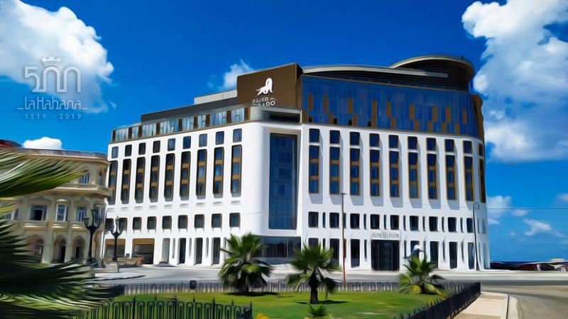 Inauguran Raúl y Díaz-Canel hotel Paseo del Prado