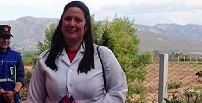 Anuncia Ministro de Salud liberación de la Jefa de la Brigada Médica en Bolivia
