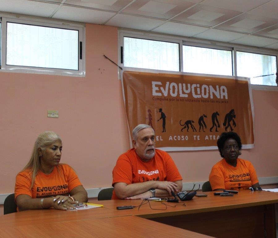 Jornada Nacional por la no violencia hacia las mujeres