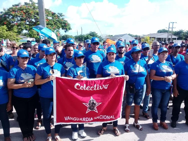 Reconocen a los Joven Club de Computación en la Isla de la Juventud como Vanguardia Nacional