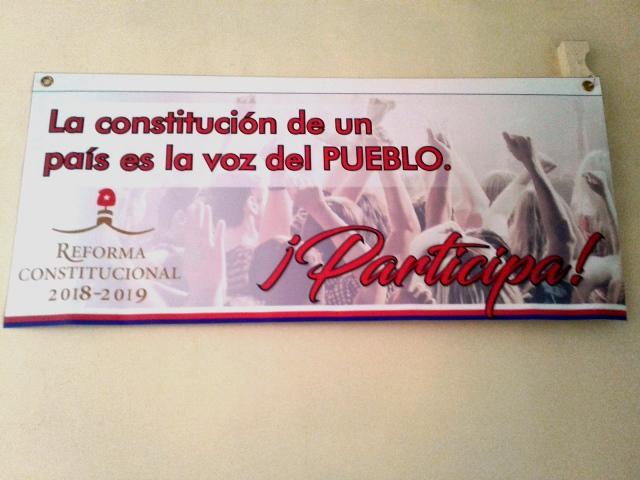 Jóvenes cienfuegueros colaborarán en el Referendo Constitucional