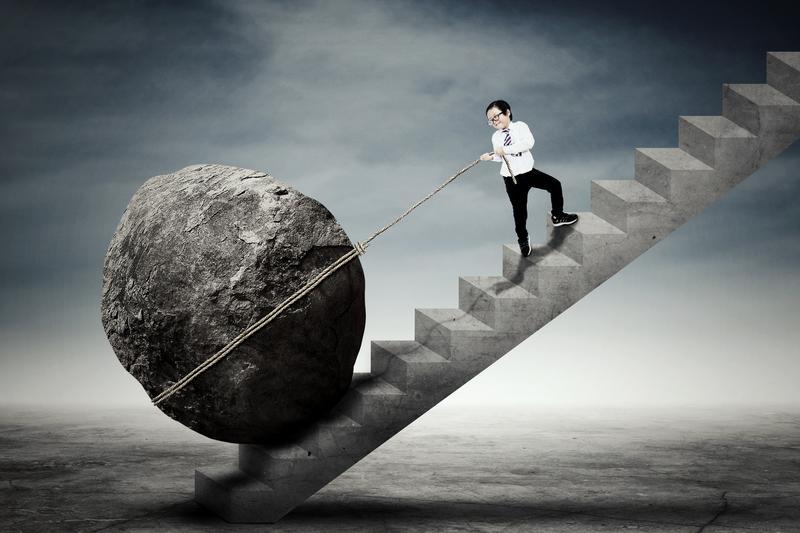 El que persevera triunfa