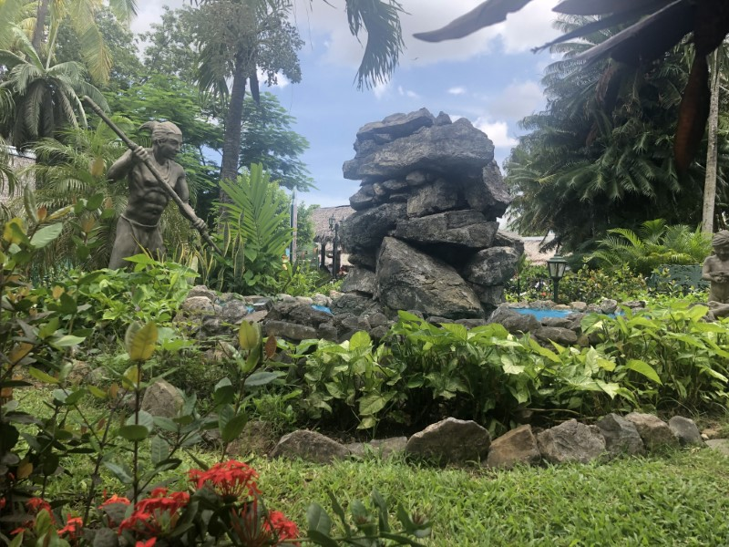 """Los Caneyes: Una """"aldea taína"""" para vivir el verano en Santa Clara"""