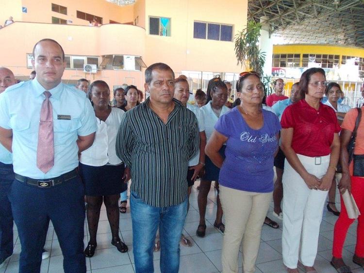 Desde Santiago de Cuba se exige la libertad de Lula