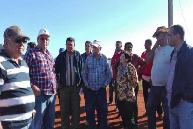 Llama Machado Ventura en Matanzas a diversificar producción de alimentos