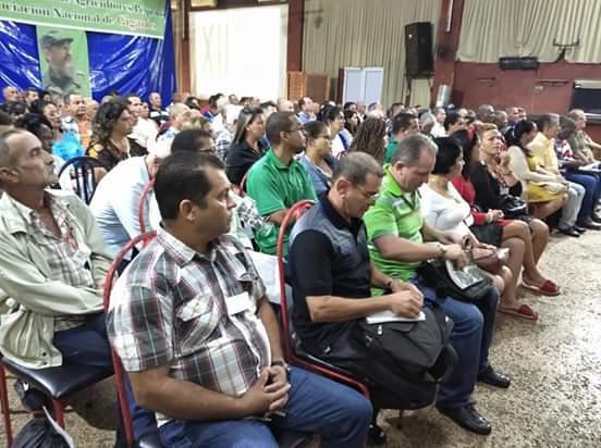 Asiste Machado Ventura a Balance de la ANAP en Bauta