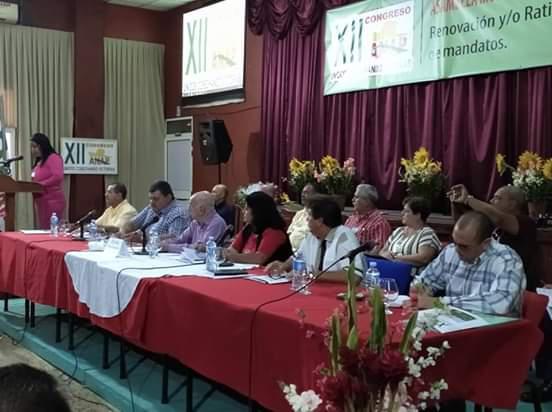 En Audio: Asiste Machado Ventura a Balance de la ANAP en Bauta