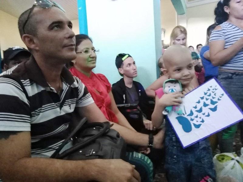 Innovadores tuneros dicen no al bloqueo y propician sonrisas de esperanzas