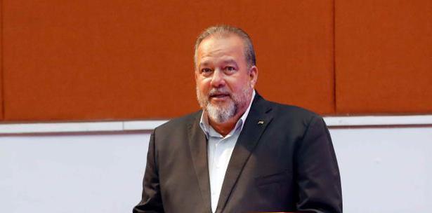 Cuban Prime Minister, Manuel Marrero Cruz