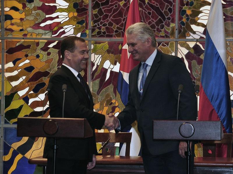 Cuba y Rusia fortalecen nexos de cooperación