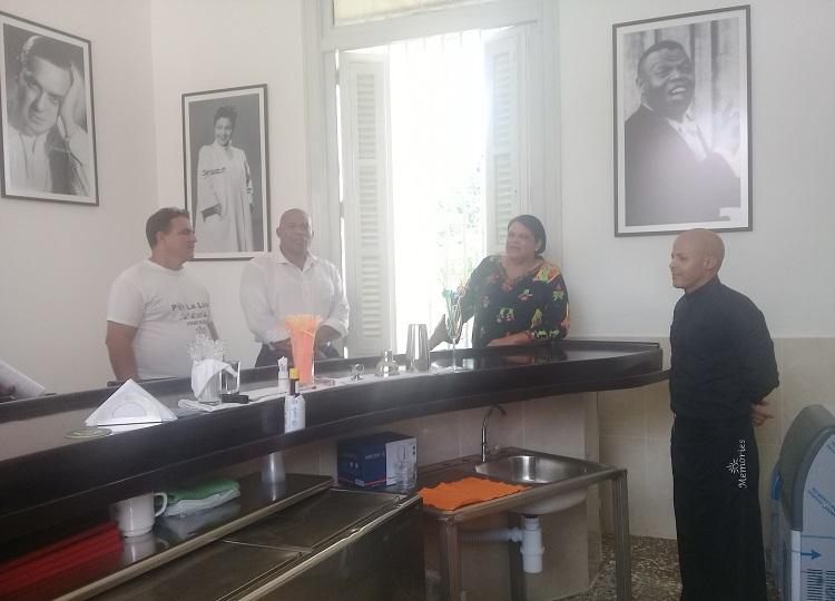 Recorre Mercedez López Acea obra por el 500 aniversario de La Habana