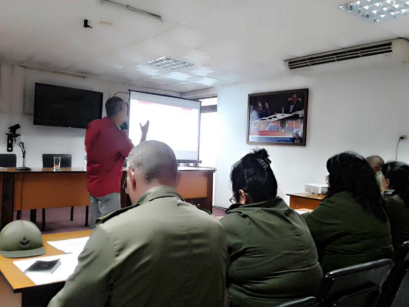Cienfuegos listo para enfrentar un huracán categoría 5