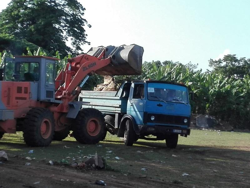 Saneamiento ambiental e higienización a propósito del Meteoro 2019
