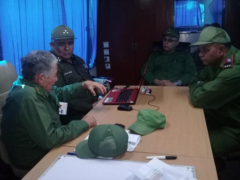 Con ejercicios demostrativos cerró en La Habana Meteoro 2019
