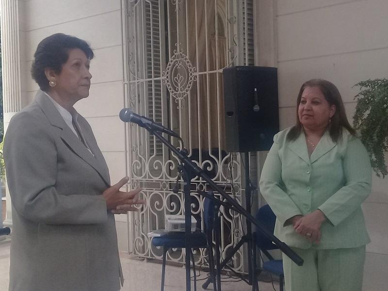 En Audio: Mujeres directivas intercambian experiencias con el Secretariado Nacional de la FMC