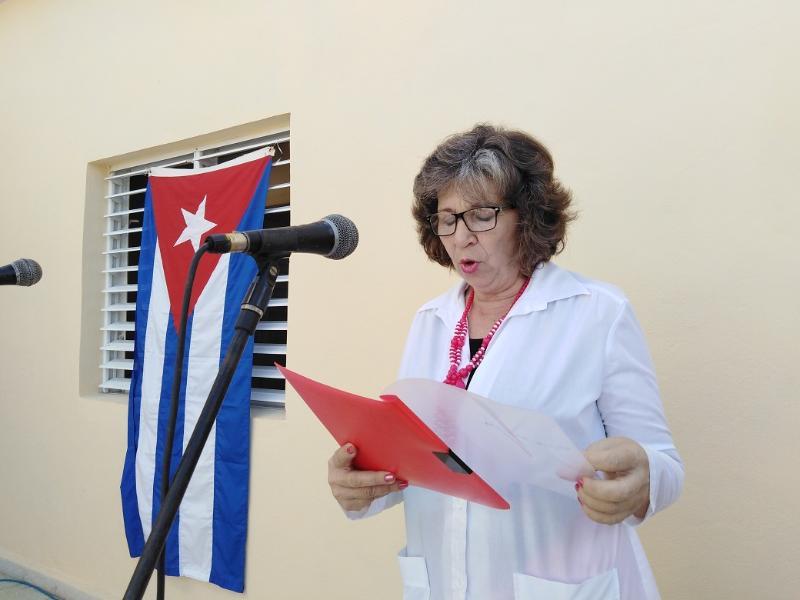 Más obras sociales en el Aniversario 61 de la Revolución