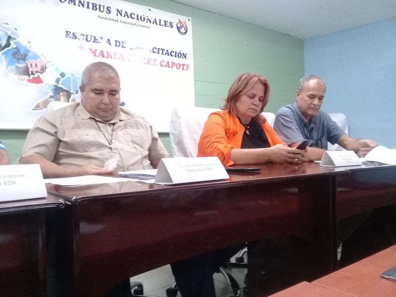 Anuncia Ómnibus Nacionales el restablecimiento de 43 salidas