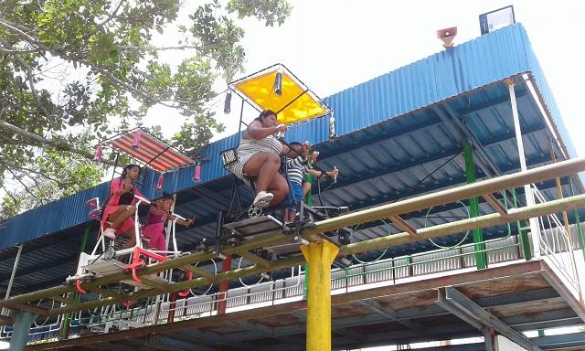 Complejo recreativo del Parque de Diversiones se incorporó al verano tunero