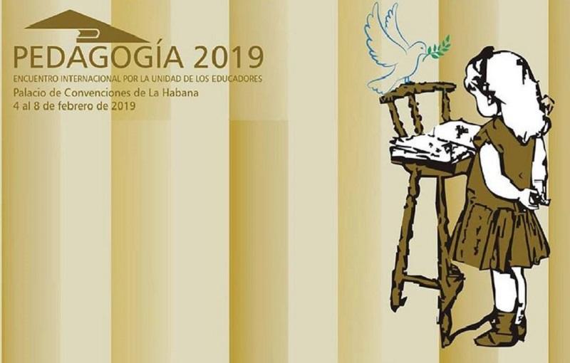 Pedagogía 2019, un espacio para el intercambio científico
