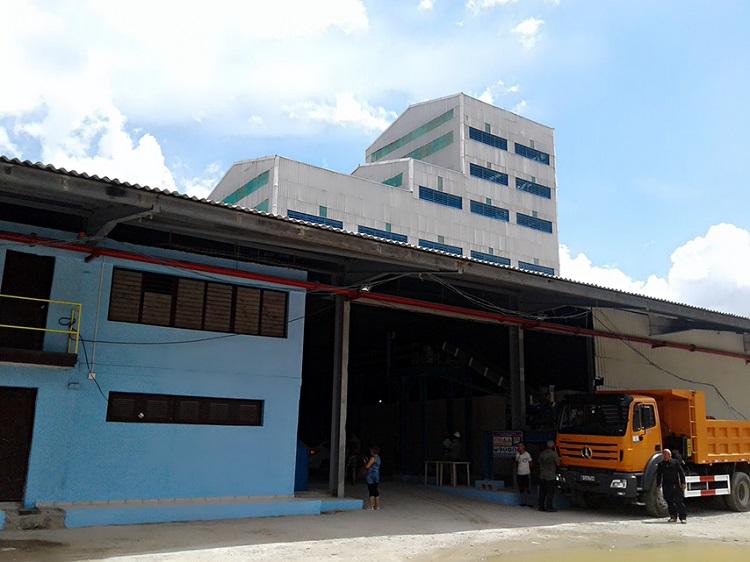 Por el 26 de Julio nueva Planta de Fertilizantes en Cienfuegos