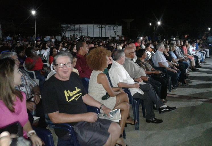 Inauguran plaza Raúl Gómez García en Guantánamo