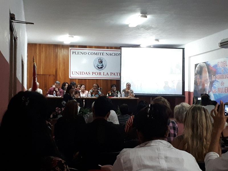La FMC, una organización de hacedoras